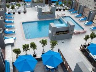 墨西哥城加萊里亞廣場酒店 墨西哥城 - 游泳池