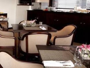 Galeria Plaza Mexico City Hotel Mexico-stad - Restaurant