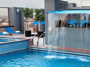 Galeria Plaza Mexico City Hotel Mexico-stad - Zwembad