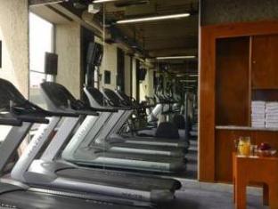 Galeria Plaza Mexico City Hotel Mexico-stad - Fitnessruimte