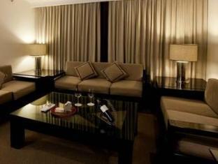 墨西哥城加萊里亞廣場酒店 墨西哥城 - 套房