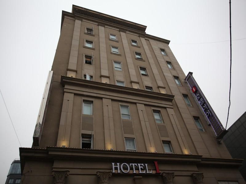 I Hotel - Hotels and Accommodation in South Korea, Asia