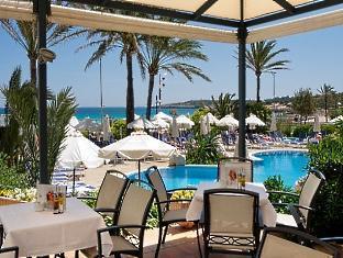 Hipotels Hipocampo Playa Hotel Majorca - Restaurant at Poolside