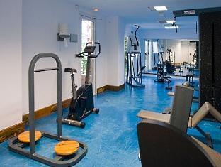Hipotels Hipocampo Playa Hotel Majorca - Gym