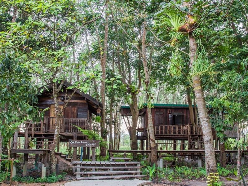 Oh Tree Resort - Hotels and Accommodation in Thailand, Asia