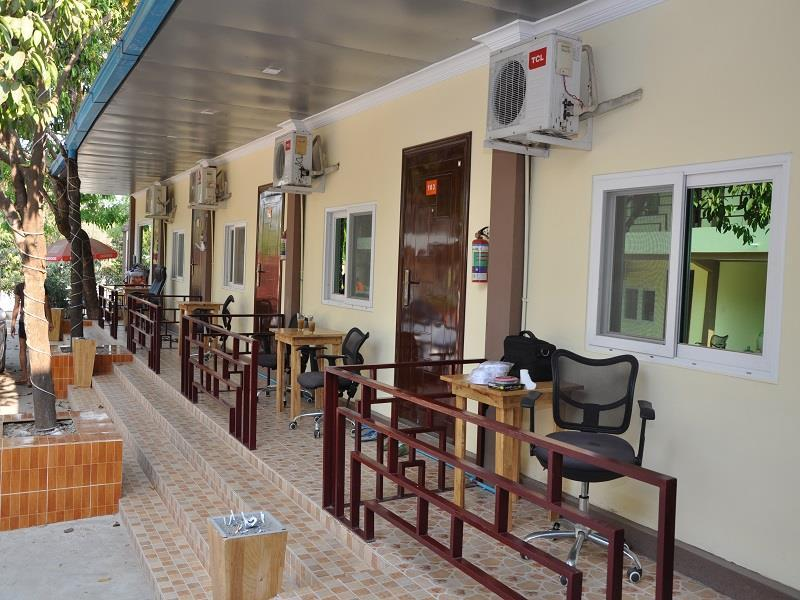 MS Hotel - Hotels and Accommodation in Myanmar, Asia