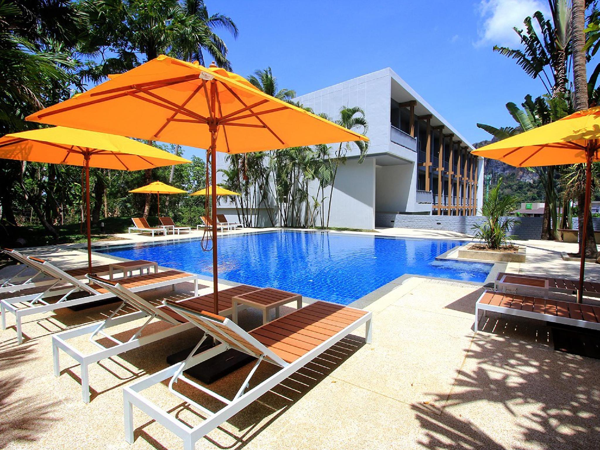 Marina Express - Fisherman Hotel - Ao Nang - Hotels and Accommodation in Thailand, Asia