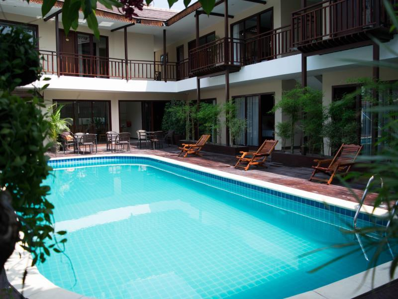 Champa Garden Hotel - Hotels and Accommodation in Laos, Asia