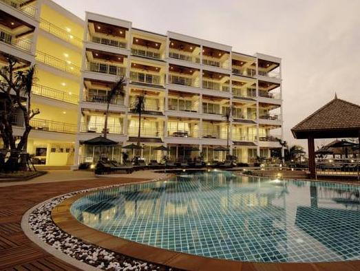 The Bel Air Resort & Spa Panwa Phuket - Tampilan Luar Hotel