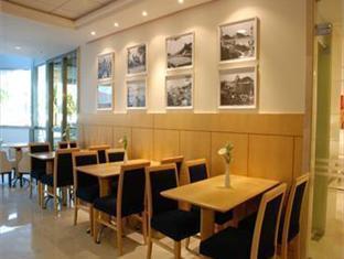 Hotel Astoria Palace Rio De Janeiro - Coffee Shop/Cafe