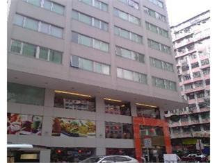 三十六酒店 香港 - 酒店外觀