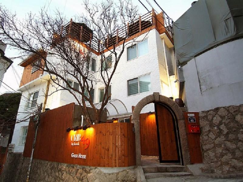 Crib 49 Guesthouse Seoul - Hotels and Accommodation in South Korea, Asia