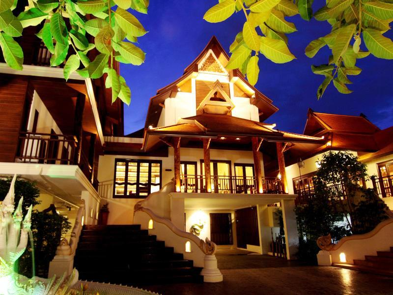 De Naga Hotel Chang Mai - Hotels and Accommodation in Thailand, Asia