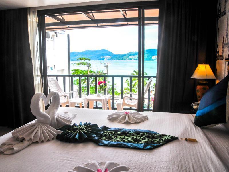 Hotell Patong Swiss Hotel i , Phuket. Klicka för att läsa mer och skicka bokningsförfrågan