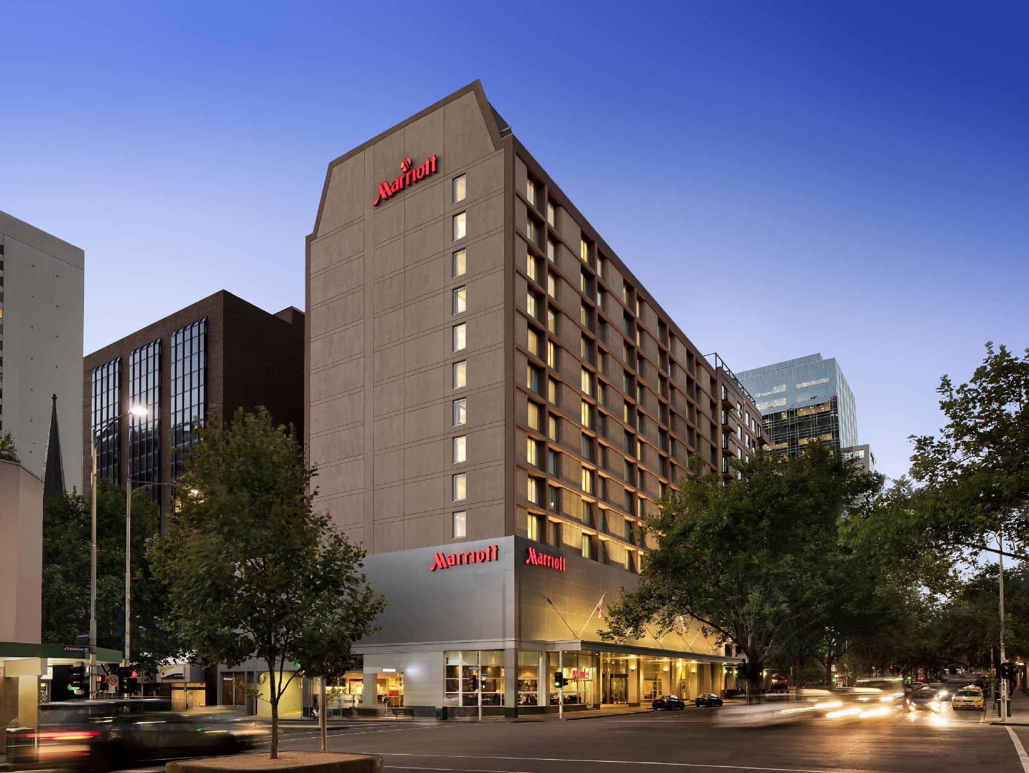 Melbourne Marriott Hotel - Hotell och Boende i Australien , Melbourne