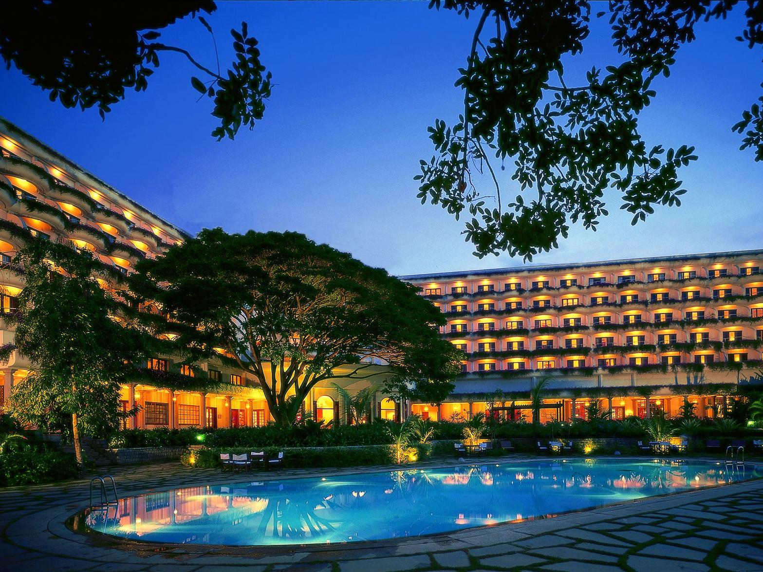The Oberoi Bangalore - Hotel and accommodation in India in Bengaluru / Bangalore