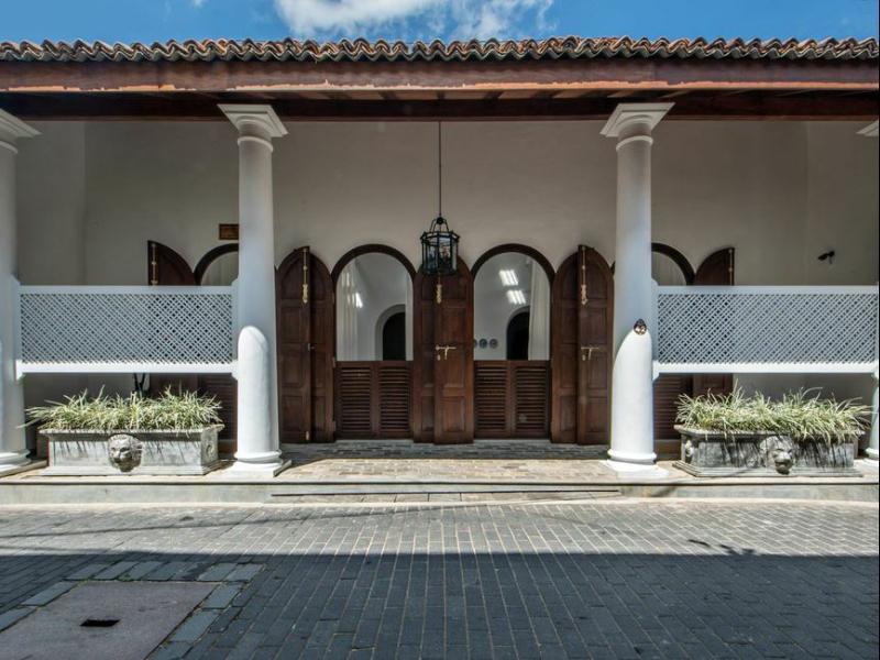 Taru Villas - Lighthouse Street - Hotels and Accommodation in Sri Lanka, Asia