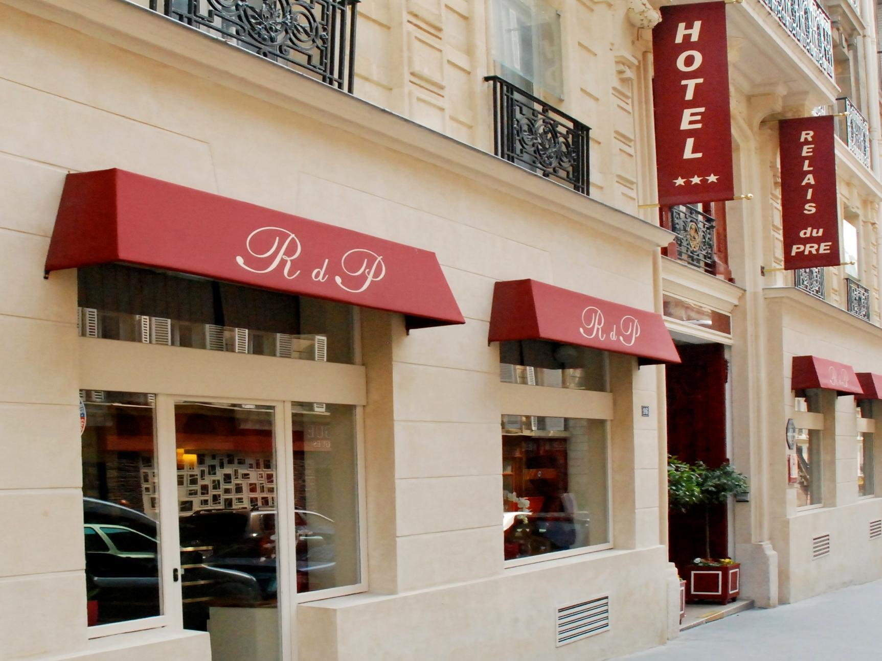 Relais du Pre Hotel - Hotell och Boende i Frankrike i Europa