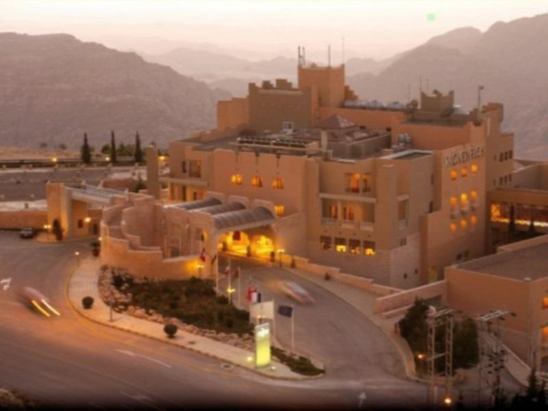 Movenpick Nabatean Castle Hotel - Hotels and Accommodation in Jordan, Middle East