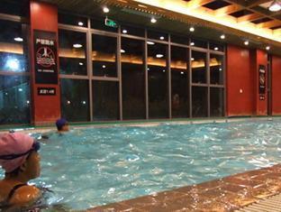 Howard Johnson Zhangjiang Hotel Shanghai - Indoor Swimming Pool