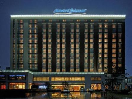 Howard Johnson Zhangjiang Hotel Shanghai