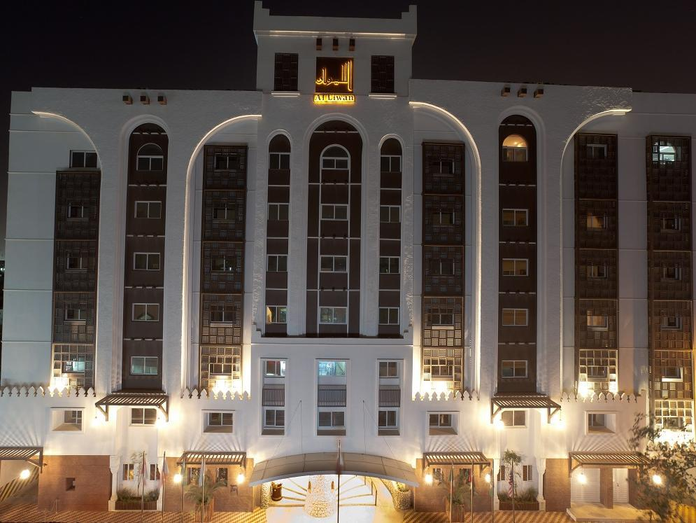 Al Liwan Suites - Hotels and Accommodation in Qatar, Middle East