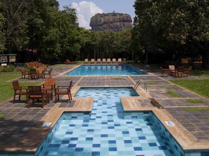 Hotel Sigiriya - Hotels and Accommodation in Sri Lanka, Asia
