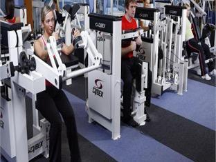 Hotel Braavo Tallinn - Fitness Room