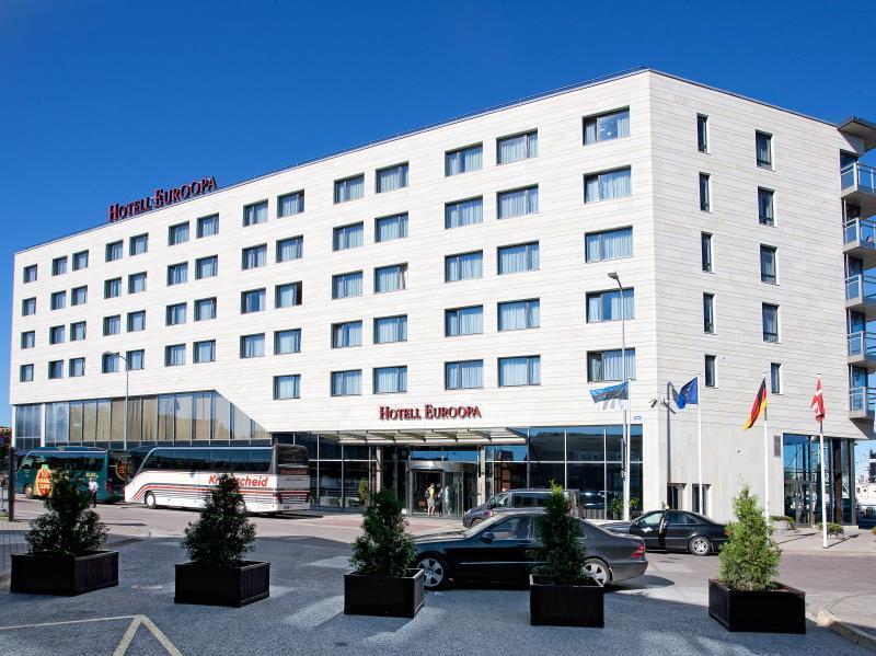 Hotel Euroopa تالين - المظهر الخارجي للفندق