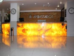 Hotel Ambassador Mexico City - Reception