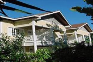 メリルズ ビーチ リゾートⅢホテルの外観