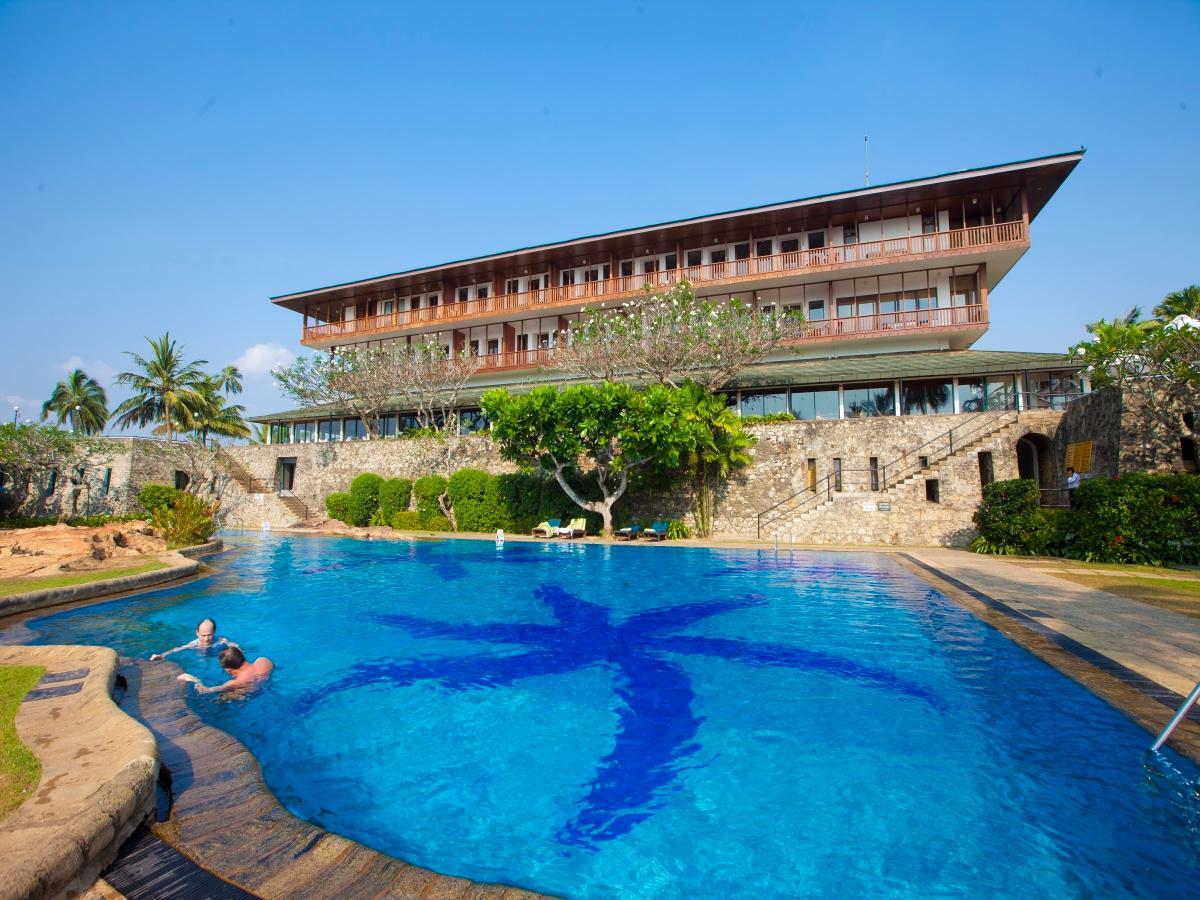 Bentota Beach Hotel - Hotels and Accommodation in Sri Lanka, Asia
