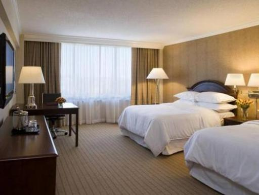 Starwood Hotels Resorts Worldwide Virginia Customer Rating