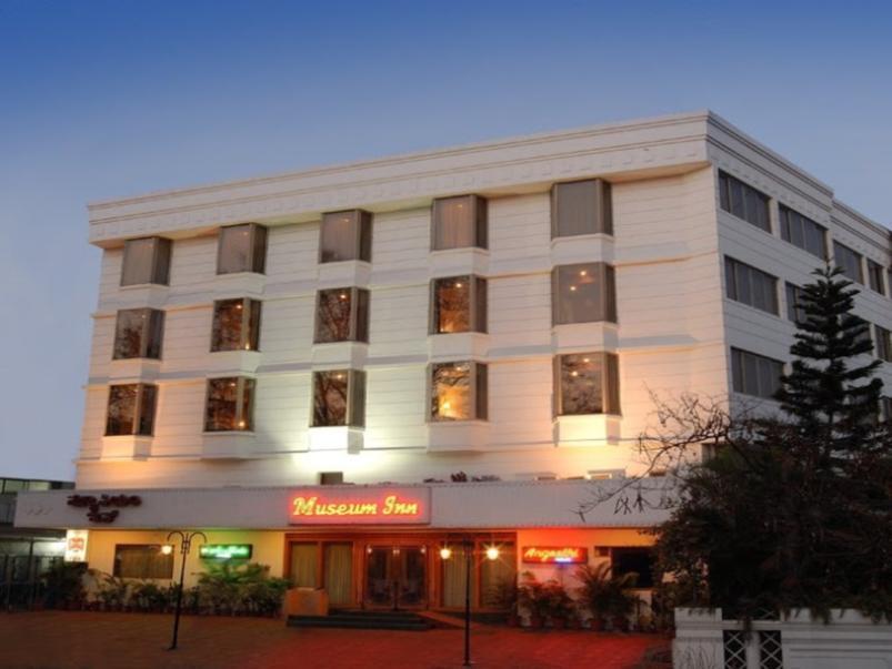 Museum Inn Hotel - Hotell och Boende i Indien i Bengaluru / Bangalore