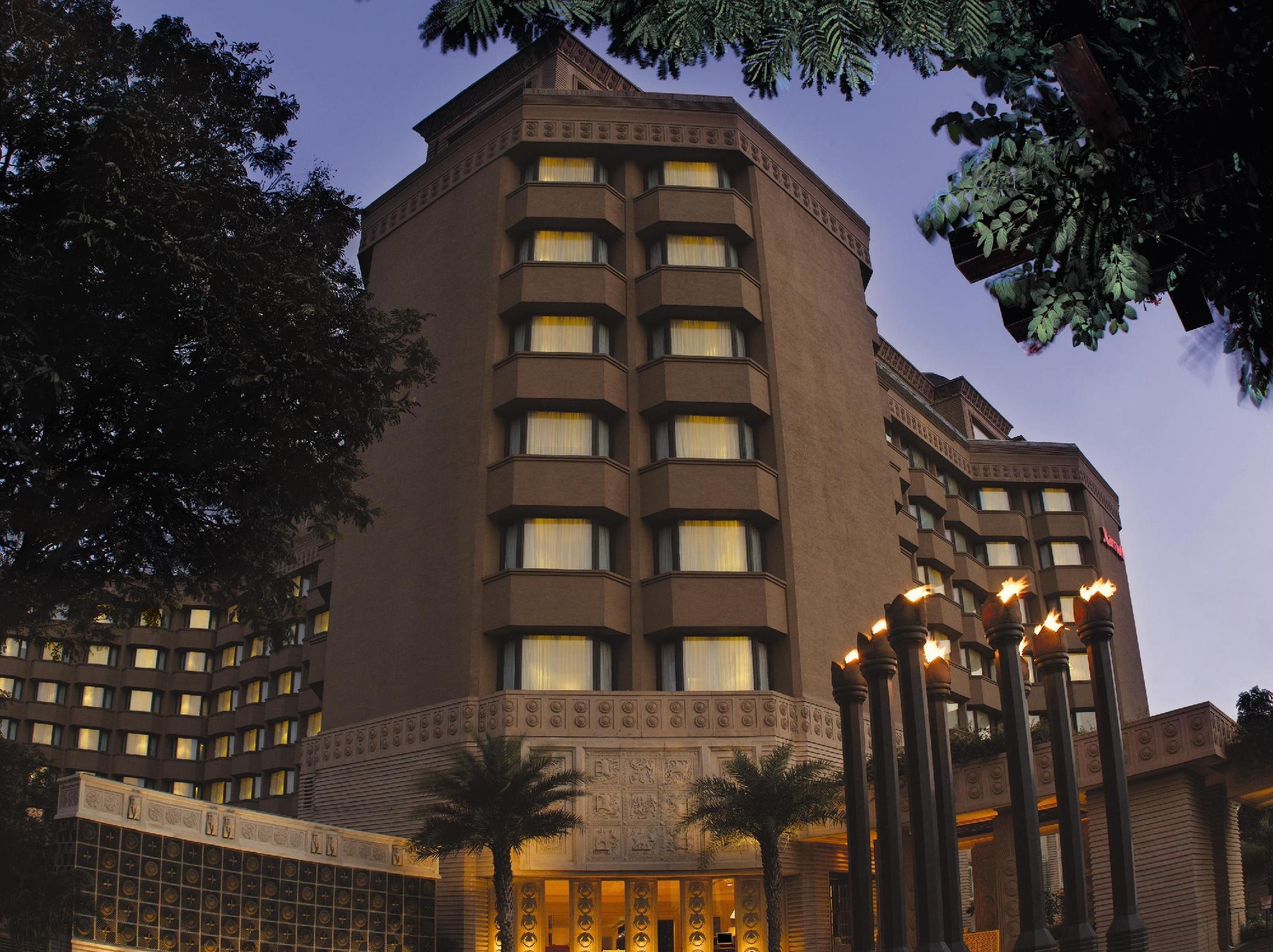 Hyderabad Marriott Hotel   Convention Centre - Hotell och Boende i Indien i Hyderabad