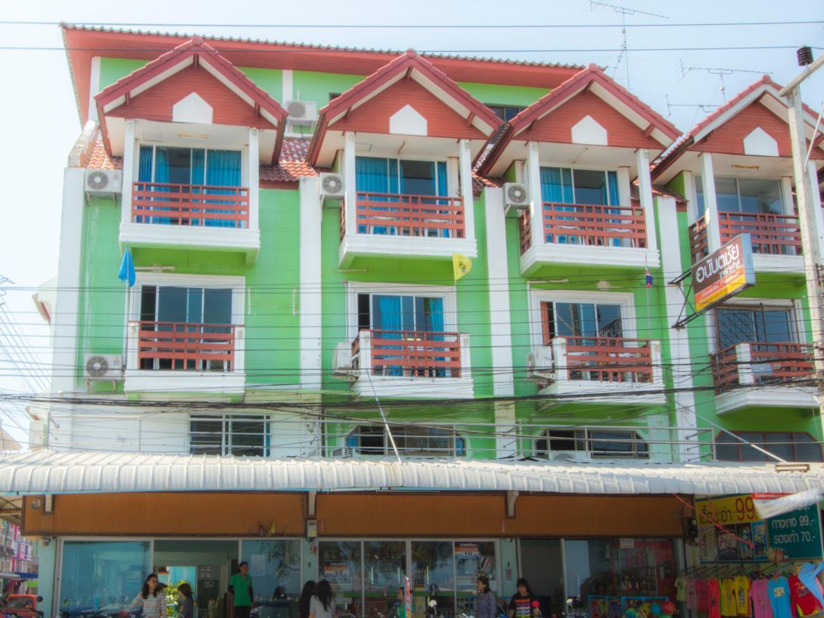 Anantachai Guest House - Hotels and Accommodation in Thailand, Asia
