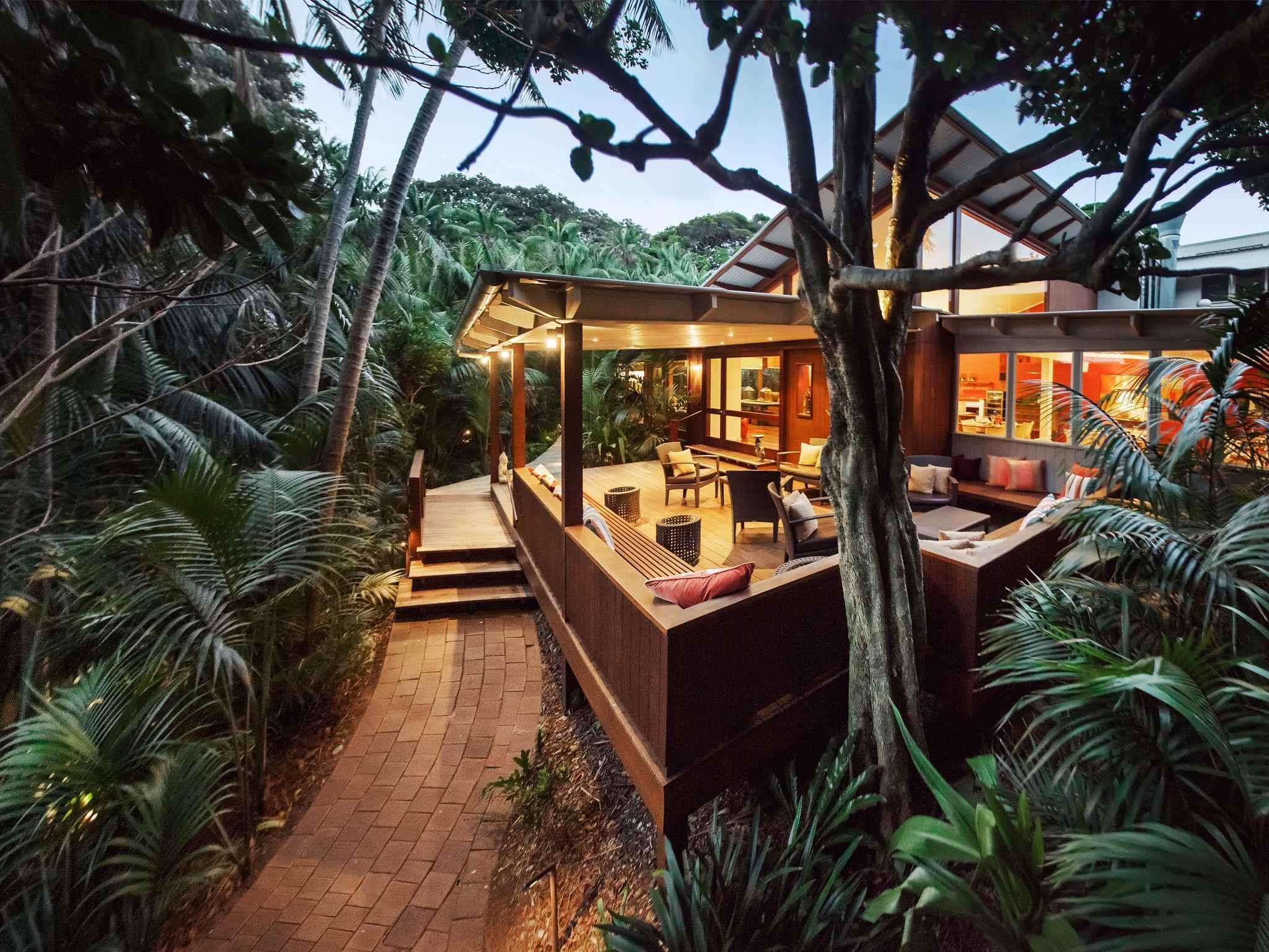Arajilla Lodge - Hotell och Boende i Australien , Lord Howe Island