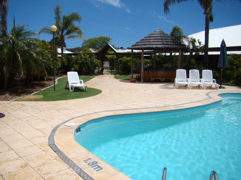 Dunsborough Central Motel - Hotell och Boende i Australien , Margaret River Wine Region