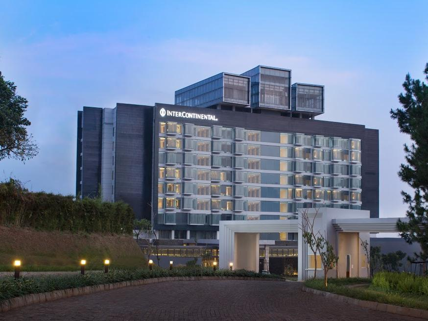 InterContinental Bandung Dago Pakar - Hotels and Accommodation in Indonesia, Asia