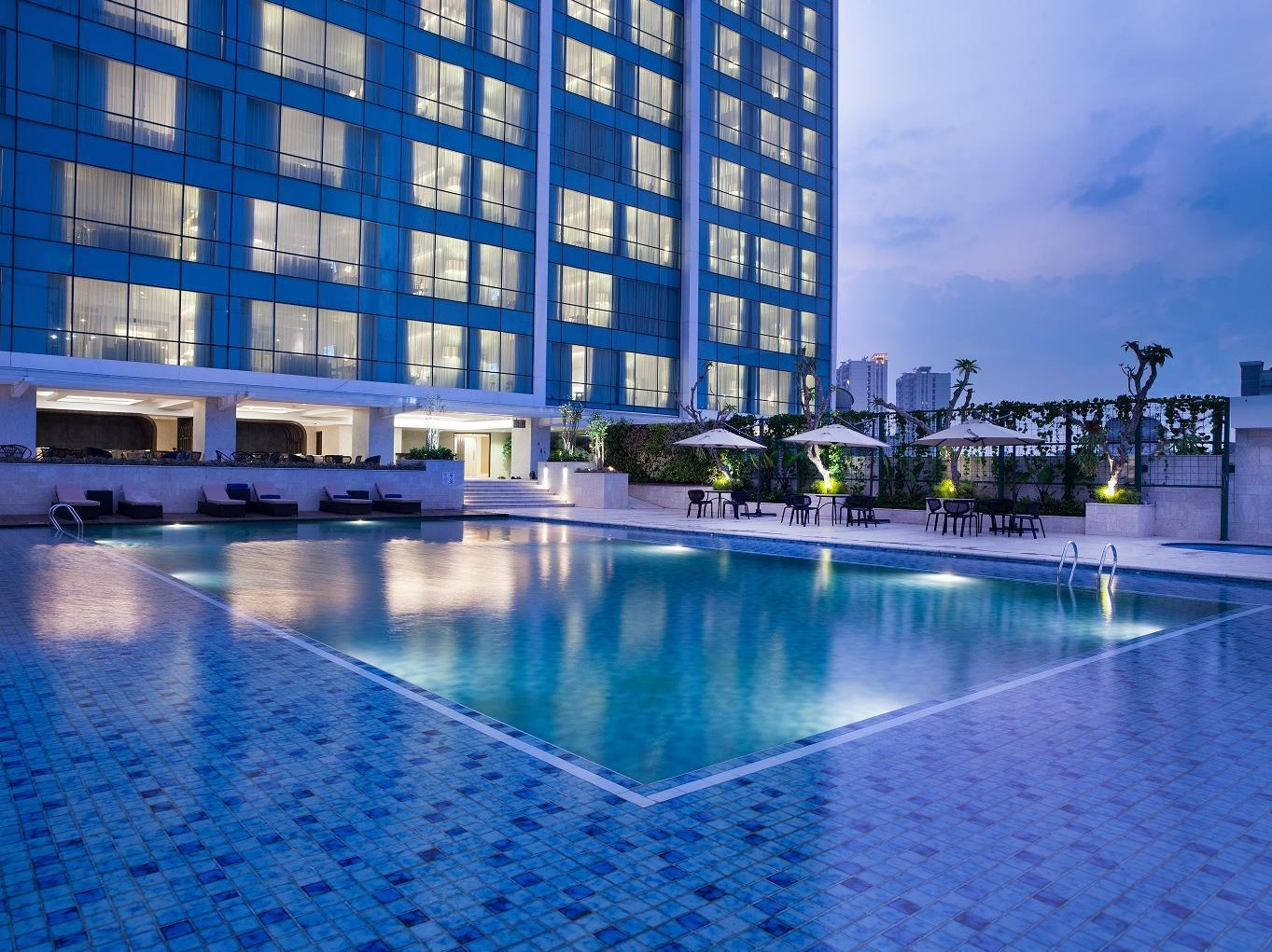Crowne Plaza Bandung - Hotels and Accommodation in Indonesia, Asia