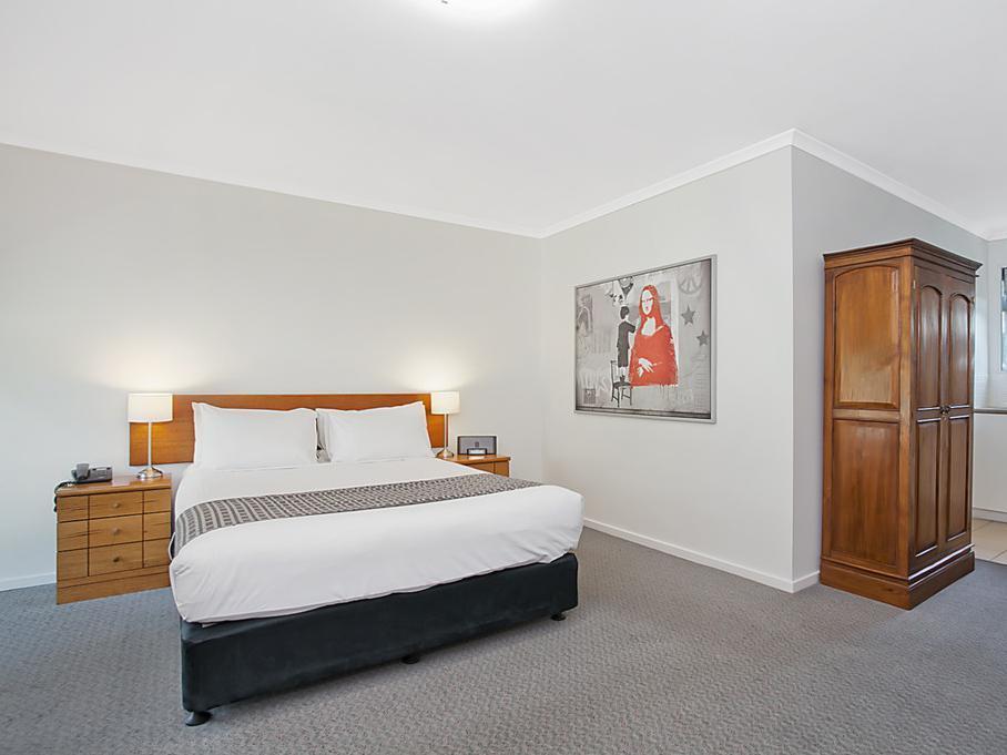 Quality Inn & Suites The Menzies - Hotell och Boende i Australien , Ballarat