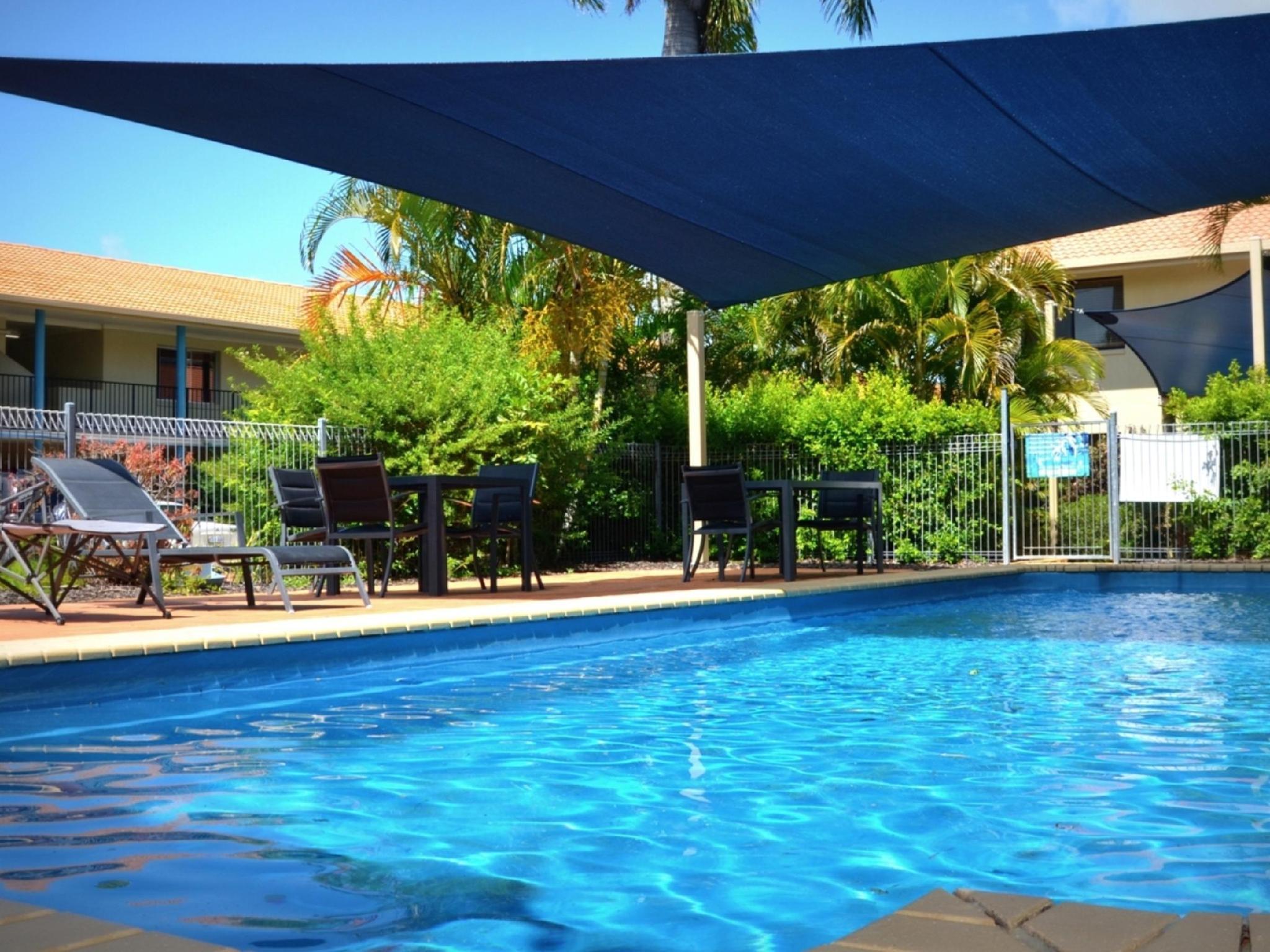 Comfort Inn & Suites Arlia Sands - Hotell och Boende i Australien , Hervey Bay