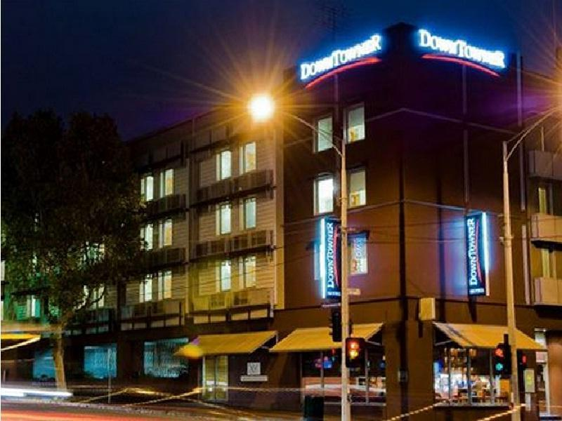 Quality Hotel Downtowner on Lygon - Hotell och Boende i Australien , Melbourne