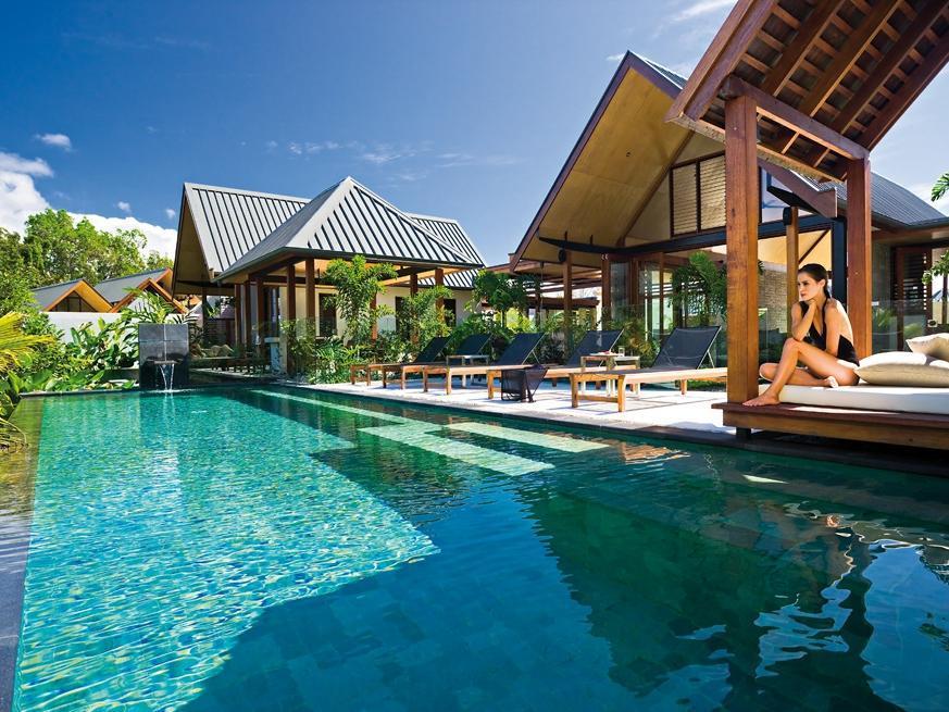 Niramaya Villas and Spa - Hotell och Boende i Australien , Port Douglas