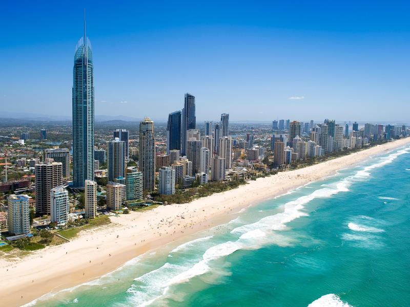 Q1 Resort and Spa - Hotell och Boende i Australien , Guldkusten