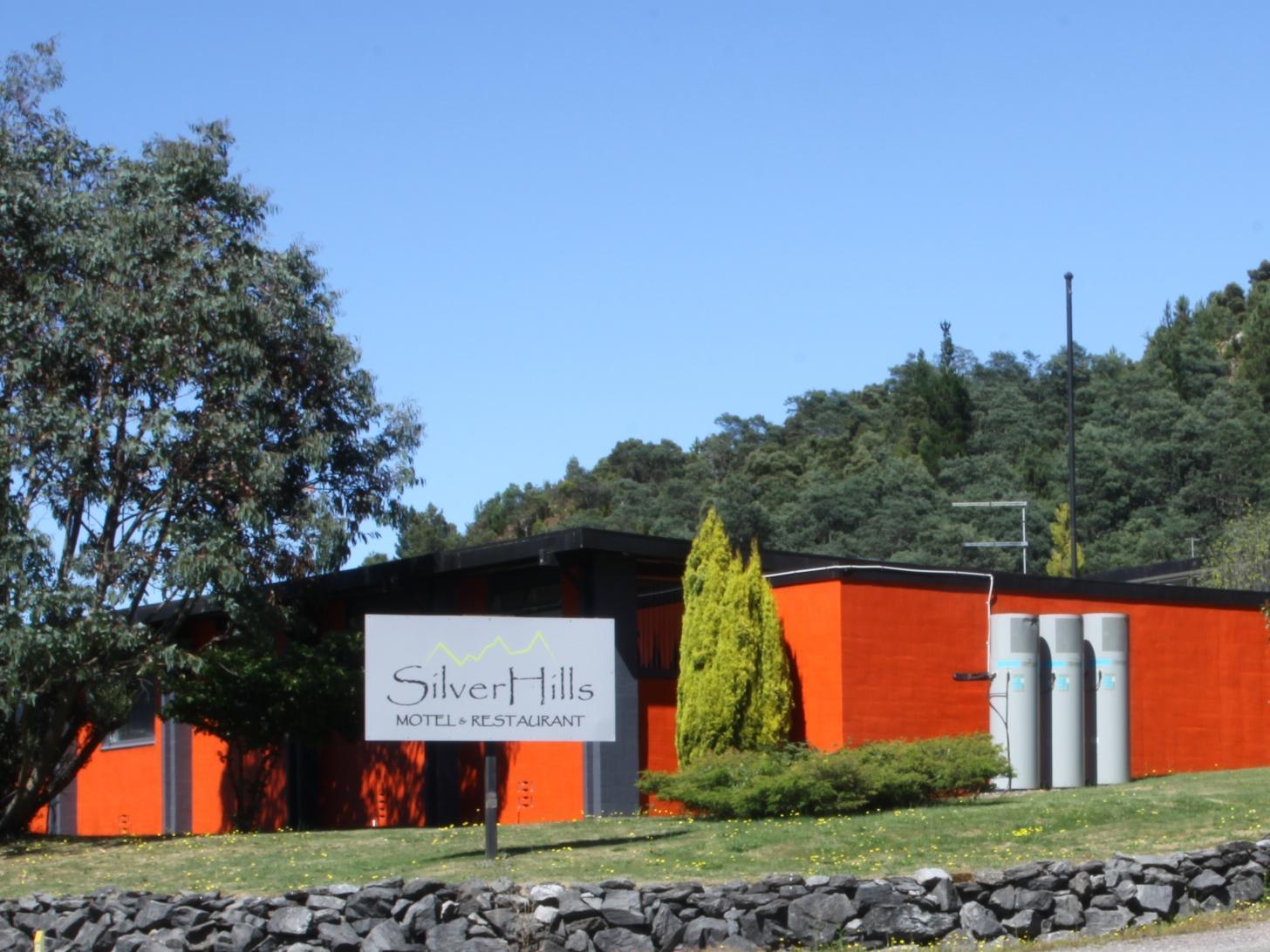 Silver Hills Motel - Hotell och Boende i Australien , Queenstown
