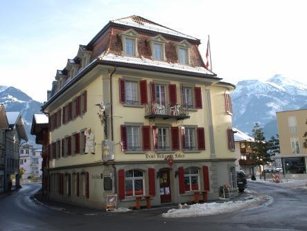 Swisslodge Falken