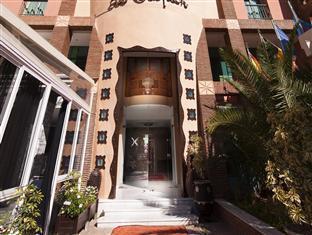Le Caspien Hotel Marrakesh - A szálloda kívülről