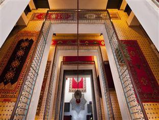 Le Caspien Hotel Marrakesh - A szálloda belülről