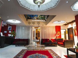 Le Caspien Hotel Marrakesh - Előcsarnok